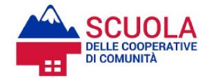 Scuola Coop Comunità Logo