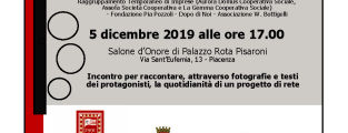 Invito Evento 5 Dicembre 2019 Week End Di Sollievo